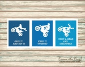 Motocross Digital Prints