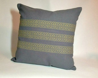 Handwoven Pillow Cover by Frederick Avenue