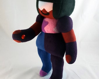 Cuddly Plush Square Gem