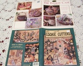 Cookie Cutter Quilts & Basket Case Books