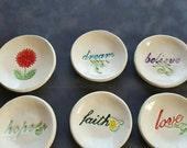Mini Affirmation Bowls