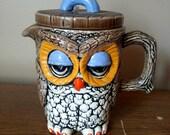 Vintage 60's Owl Coffee/Tea Cup