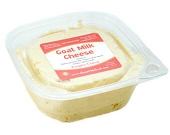 Goat Cheese - Pumpkin Chevre