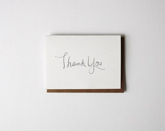 Thank You Set of 4