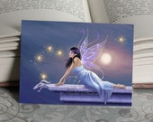 ACEO Twilight Shimmer Fairy Limited Edition Mini Print
