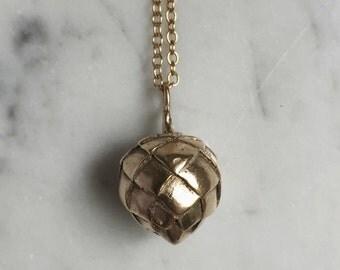 ARTICHOKE, bronze