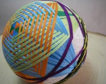 Hand made Temari ball