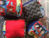 Superman  Cotton Baby Block Set of 4