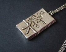 Bilbo Baggin's deed of contract necklace