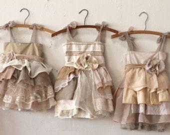 Deposit for Ally's Custom Flower Girl Dresses