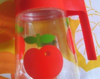 1970s Henkel Apple Jug
