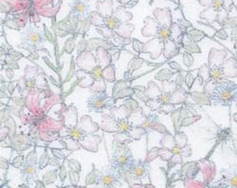 SALE Liberty of London tana lawn fabric Mrs Munroe 6x26 Tissu Liberty