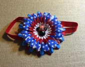 4th of July Headband- Patriotic Mouse