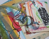 DIY Junk Journal Make Your Own Smash Book Smashbook Junk Journal Kit Smash Book Kit Scrapbook Vintage Journal Doodl Book Do It Yourself