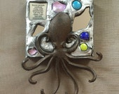 Octopus Wall Hook, Key Hook, Wall hanger