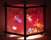 Flying Girls Harmony Lantern