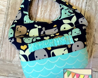 Bugsey and Co. Bottle Prop Bib