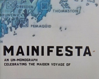 Maine Sail Freight: Manifesta