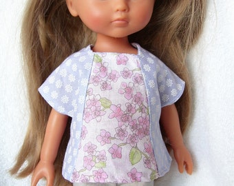 Corolle Les Cheries clothes,2 Piece set for summer,fits 13inch,14inch dolls