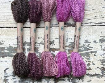 5 Valdani wool thread