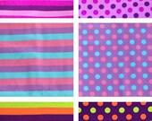 Knit Fat Half fabric mix
