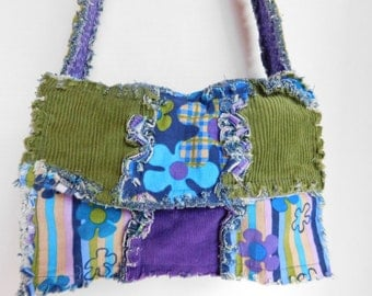 C.H. Originals Rag Style Purse