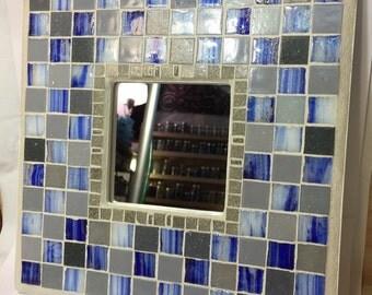 "Mosaic Mirror 10"""