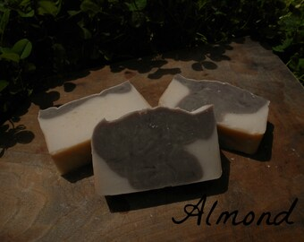 Homemade Soap: Almond Scent