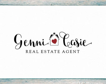 Realtor Logo Design, Realty Logo,  Real Estate Logo, Business Logo,  Premade Logo, Office Logo,  Interior Designer Logo, House Logo