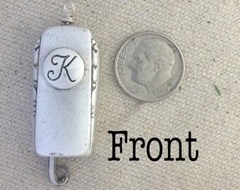 Knife Bell Pendant Silver Flatware