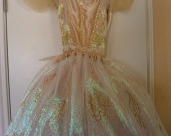 PRINCESS BALL GOWN: