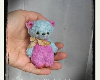 Corrina by Woollybuttbears 3 inches