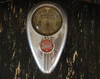 Items Similar To Shabby Vintage Borg Bathroom Scale In