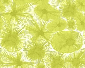 Impressions 1 & 1/2 Yard Remnant TY09 Chartreuse