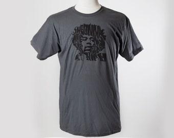 Jimi Hendrix T-shirt | Civil Disobedience Company