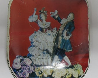 A Vintage British Candy Tin