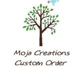 Custom Order for jodyjhardwick