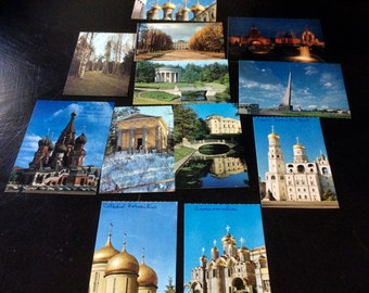 Russian post cards