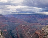 Grand Canyon Grandview Point Sunset Panorama Print - 10x20 Landscape Photo Print