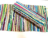 Rag Rug Placemats