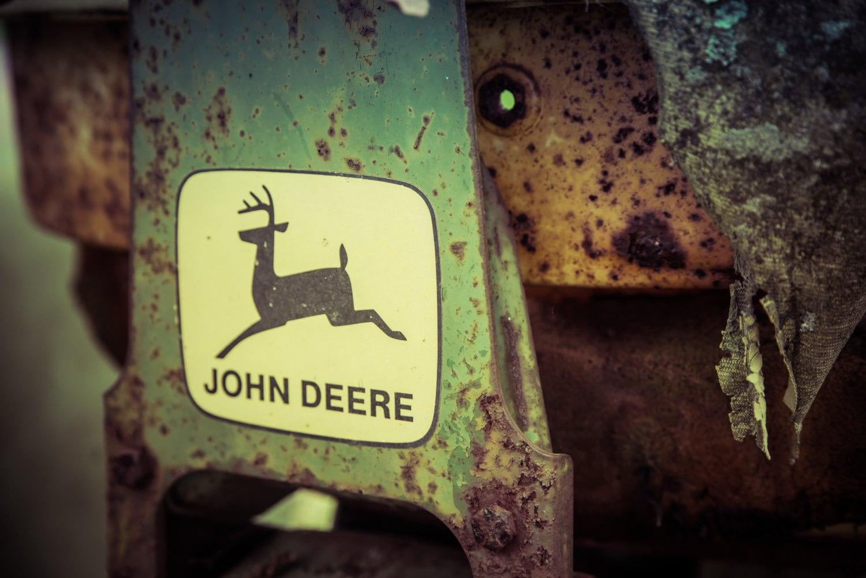 John Deere Wall Decor : John deere rustic wall art grunge tractor decay
