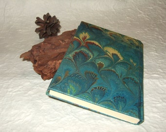 Little hardcover notesbook handmade