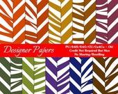 On Sale African Safari Pack 2 Scrapbook Designer Papers Backgrounds
