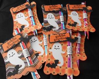 Halloween Favors-Halloween Treats-Classroom Party Favors-Halloween Party-Gifts from the Teacher- Halloween Coworker Gifts-