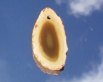 Agate in Wood