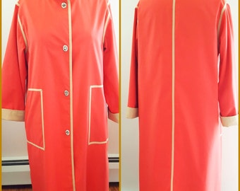 Vintage Bonnie Cashin Raincoat/Designer Coat/Cashin Coat