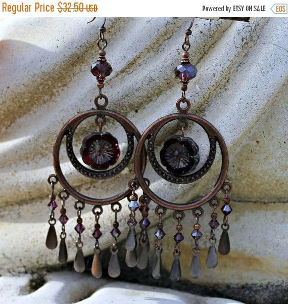 Valentine Sale 10 Off Bohemian Chandelier Earrings