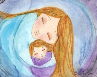 Nursery art girl, baby girls print set, nursery prints, girls bedroom, kids room, custom portrait