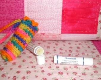 Moonshine Lip Balm and Cuticle Softener