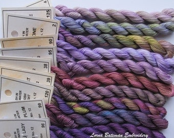 Lavender and Lilac collection - Perle No. 12